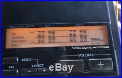 Sony D-555 Vintage CD Player Discman Sony Vintage Working