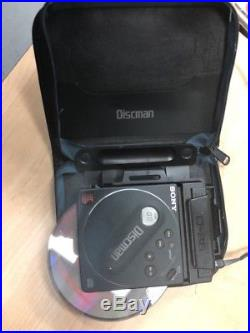 Sony D-88 Discman Rare Complete Package