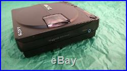 Sony D-9 Discman. Travel Set. Fully Restored and calibrated D-90