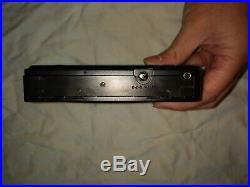 Sony D-99 D99 portable CD player discman Vintage Collectible MINT UK SELLER