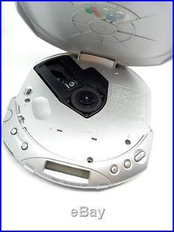 Sony D E226ck Cd Walkman Discman Compact Disc Personal Stereo Player Car Kit Esp