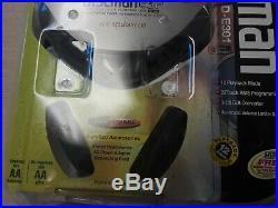 Sony D-E301 ESP Discman Portable CD Player Silver New Unopened