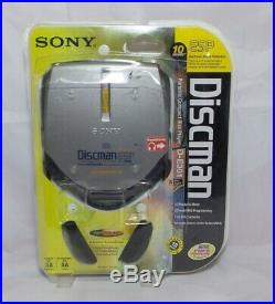 Sony D-E301 ESP Walkman Portable CD Player Personalized =Touched by an Angel=