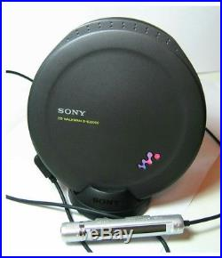 Sony D-EJ2000 Ultra Slim CD Walkman(Thinnest and lightest ever made)