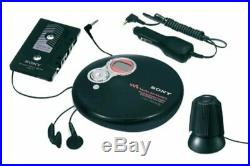 Sony D-EJ758CK In-Car CD Walkman Portable CD Player