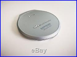 Sony D-EJ925 CD Walkman Portable Player Xtra Lightweight Skip Free G-Protection