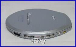 Sony D-EJ925 Walkman Portable CD Player Xtra Lightweight Skip Free G-Protection