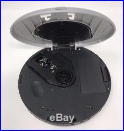 Sony D-FJ200 Portable CD Player with Digital Radio AM/FM (SKIP FREE, MEGA BASS!)