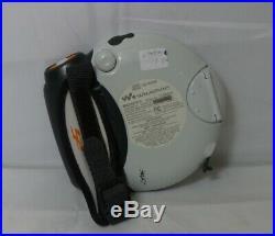 Sony D-FS601 S2 Sports Walkman Portable CD Player Weather/AM/FM Radio VGC