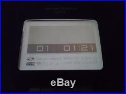 Sony D NE 920 CD Player Rare Blue Boxed Japan Super Mint