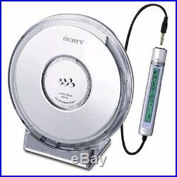 Sony D-NE1 ATRAC/MP3 CD Walkman Portable Personal CD Payer Silver