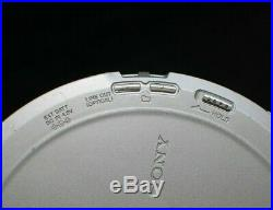 Sony D-NE1 Atrac3Plus MP3 Portable CD-R/RW Walkman Player, Working