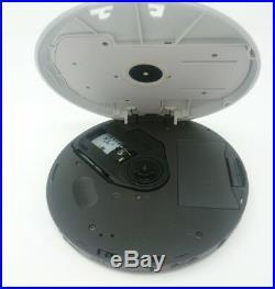 Sony D-NE300CK Silver ATRAC/MP3 CD Portable Personal CD Player (Z)