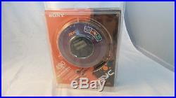 Sony D-NE320 Atrac3/MP3 CD Walkman Portable CD/MP3 player Black