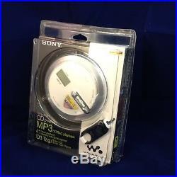Sony D-NE330/SM Psyc ATRAC CD Walkman Portable Compact Disc Player
