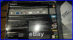 Sony D-NE900S Silver ATRAC/MP3 CD Walkman