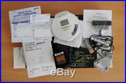Sony D-NE920 CD Walkman Player Japan Version Stock For 99% New Not Used