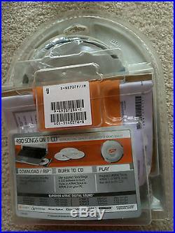 Sony D-NS707F S2 ATRAC SPORT Portable CD Player, AM/FM Radio, New