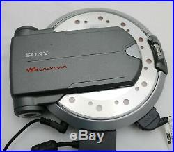 Sony D-VM1 Walkman Portable CD/DVD Player