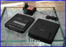 Sony D-Z555 Reference Discman Digital Out mit Zubehör
