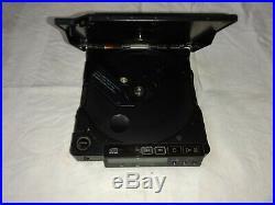 Sony D-z555 D-555 portable CD player discman Vintage Collectible MINT UK SELLER