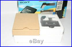 Sony D132CK Portable CD Player With complete Car kit New
