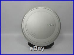 Sony DEJ1000 Silver CD Walkman Portable CD Player VGC (D-EJ1000)/WORKS #4782