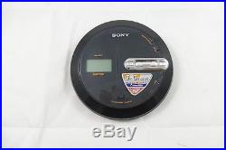Sony DNE330 Psyc ATRAC CD Walkman Portable Compact Disc Player (D-NE330/BM)