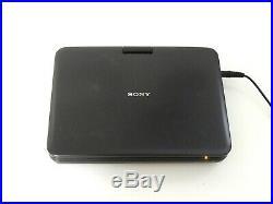 Sony DVP FX811 Portable CD DVD Player 8 LCD Swivel Screen