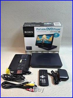 Sony DVP-FX930 Portable DVD Player + All Accessories in Original Box #2854