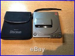 Sony Discman CD player D-250