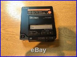 Sony Discman CD player D-Z555