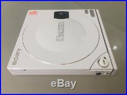 Sony Discman D-100 White