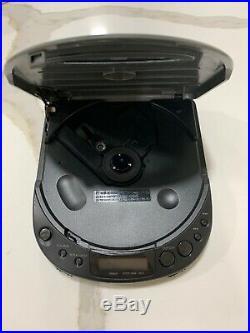 Sony Discman D-111 Mega Bass Compact Disc Player With Original Box