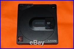 Sony Discman D-15 CD Player Digital Audio Working