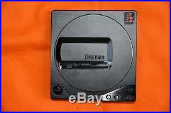 Sony Discman D-25 CD Player Digital Audio NEW Working Come with recharge batter