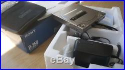 Sony Discman D 250