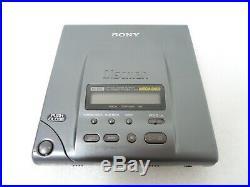 Sony Discman D-303 1bit DAC CD Compact Player Mega Bass Vintage Original Japan