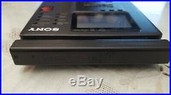 Sony Discman D-350 CD Portable Player Working Vintage