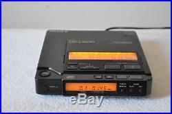 Sony Discman D 555! Ottime Condizioni! Top Vintage