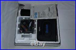 Sony Discman D-88 CD Player Digital Audio Working