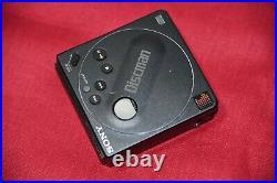 Sony Discman D-88 CD Player Working