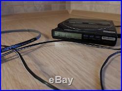 Sony Discman D T100 mit Radio Vintage Rare
