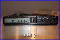 Sony Discman D25 / D250 Refurbished and working 100% with power supply