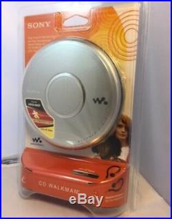 Sony Portable Walkman CD Player (D-EJ011)
