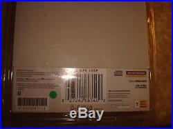Sony Psyc Walkman CD Am/fm Player Yellow Discman Headphones Model D-fj040 New