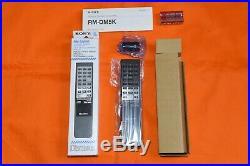 Sony RM-DM5K Discman Wireless Remote Control with Sensor Kit For D555