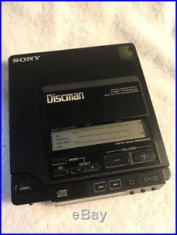 Sony Vintage D555 Cd Player KaosunCD