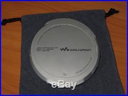Sony WALKMAN D- EJ1000 Personal CD Player