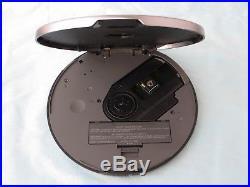 Sony WALKMAN D NE830 MP3/ CD Player